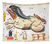 Constellation: Cetus Tapestry