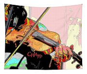Contorno Fiddle II Tapestry