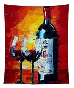 Conviviality Tapestry