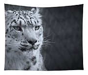 Cool Leopard Tapestry