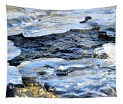 Cool Waters Tapestry