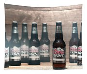 Coors Light Tapestry