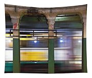Copley Station Tapestry