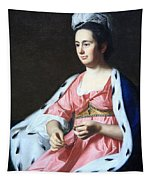 Copley's Abigail Smith Babcock Or Mrs. Adam Babcock Tapestry
