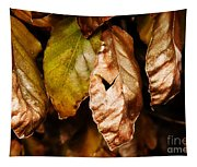 Copper Beech Leaves Tapestry