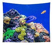Coral Reef Tapestry