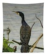 Cormorant Tapestry