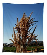 Corn Top Tapestry