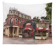Corner Cafe Main Street Disneyland 02 Tapestry