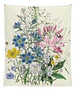 Cornflower Tapestry