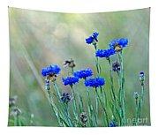 Cornflowers Tapestry