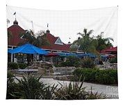 Coronado Ferry Landing Marketplace In Coronado California 5d24386 Tapestry
