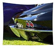 Corvette Stingray Tapestry
