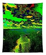 Cosmic River 2 Tapestry