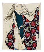 Costume Design Tapestry