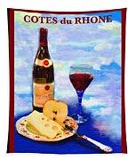 Cotes Du Rhone Tapestry
