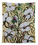 Cotton #1 - King Cotton Tapestry