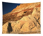 Cottonwood Colored Badlands Tapestry