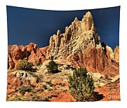Cottonwood Rainbows Tapestry