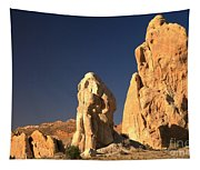 Cottonwood Towers Tapestry