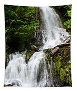 Cougar Falls Tapestry