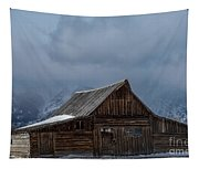 Country Christmas Tapestry