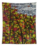 Country Colours Tapestry