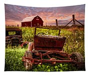 Country Cousins Tapestry