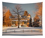 Country Home Tapestry