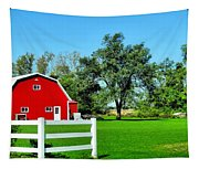 Country Living Tapestry