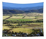Country Panorama Tapestry