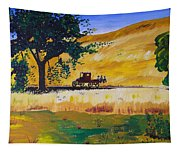 Country Roads Tapestry