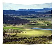 Country Scenic Tapestry