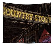Country Store Tapestry
