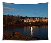 Cove Point Lodge Tapestry