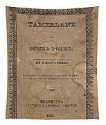 Cover Of Tamerlane Tapestry