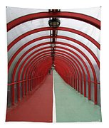 Covered Walkway 01 Tapestry