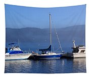 Cow Bay Trio Tapestry