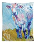 Cow Painting Tapestry