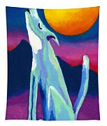 Coyote Azul Tapestry