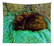 Cozy Calico Cat Tapestry