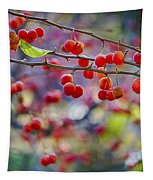 Crab Apples 2 Tapestry