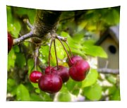 Crabapple Hill Tapestry