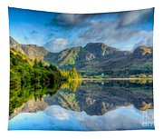 Craf Nant Lake Tapestry
