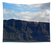 Craggy Coast 8 Tapestry