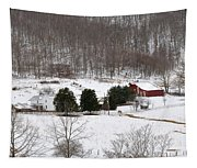 Craig County Farm Tapestry