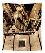 Crammed Floors In Albarracin Tapestry