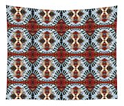 Crazy Fingers Piano Repeat Tapestry
