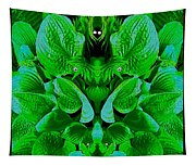 Creatures In The Green Fauna Tapestry