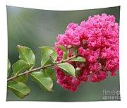 Crepe Myrtle Branch Tapestry